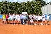 TC Novak dominantno do titule šampiona Srbije