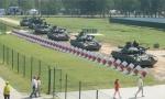 TENKOVSKI BIATLON: Tenkisti Vojske Srbije ispraćeni na Međunarodne vojne igre