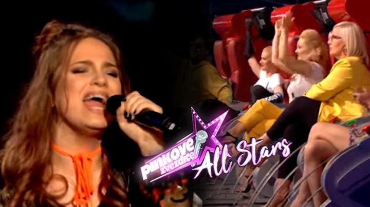 TENZIJA DOSTIGLA VRHUNAC: Leontinin potez izazvao revolt kod ostatka žirija Pinkovih zvezdica - All Stars!