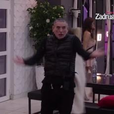 TENZIJA NA VRHUNCU! Tomoviću i Lepom Mići popustile sve kočnice, obnovili rat iz Zadruge 3 (VIDEO)