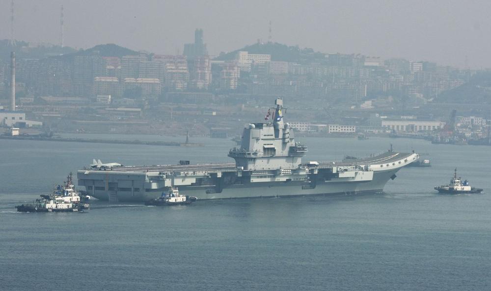 TENZIJE NA MORU: Kineska flota prošla pored Tajvana, sa ostrva se odmah digli avioni
