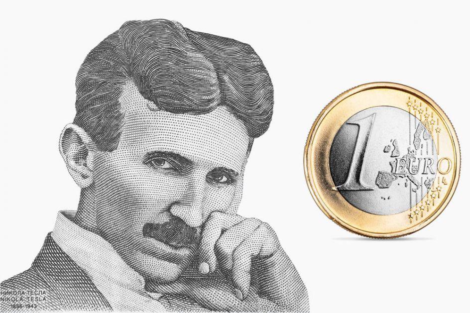TENZIJE OKO KOVANICA: Austrijanci bili besni zbog slovenskog dizajna evra, a Rumuni bi sad da prisvoje Teslu