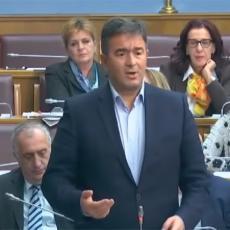 TEROR CRNOGORSKE DRŽAVE: Uhapšen lider Demokratskog fronta Nebojša Medojević