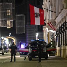 TERORISTA ODGOVORAN ZA NAPAD U BEČU IMAO SAUČESNIKE? Uhapšena dvojica Švajcaraca, odala ih jedna fotografija