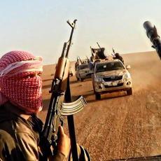 TERORISTI IMAJU NOVU TAKTIKU U SIRIJI: Pojavio se znak koji pokazuje da su u velikoj panici