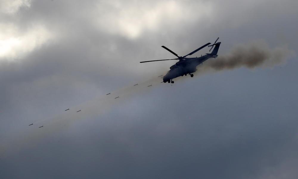 TEŠKA NESREĆA U RUSIJI: Srušio se helikopter, troje poginulih