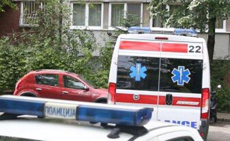 TEŠKA SAOBRAĆAJKA NA ULAZU U SVRLJIG: Petoro povređenih, među njima troje dece