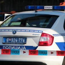 TEŠKA SAOBRAĆAJNA NESREĆA U BEOGRADU: Vozaču POZLILO tokom vožnje pa udario u drugo vozilo - velika gužva u ovom delu grada
