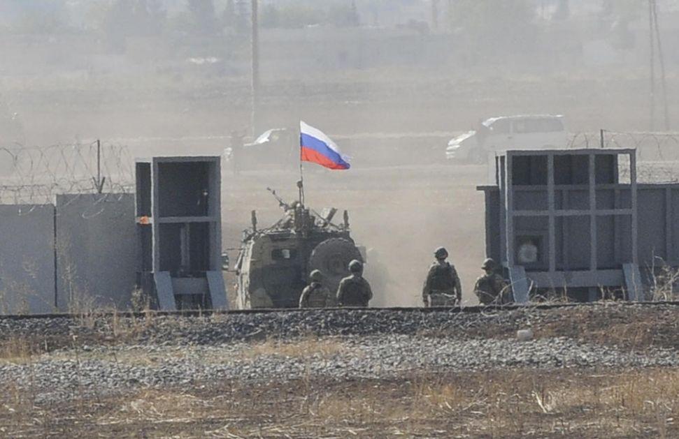 TEŽAK INCIDENT U SIRIJI: Ameri presreli ruskog generala!