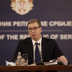TEŽAK PERIOD PRED NAMA, ČEKAJU NAS PRITISCI ZBOG KiM Vučić poručio građanima da ćemo se boriti