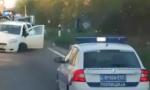 TEŽAK SUDAR AUTOMOBILA I TRAKTORA: Četiri osobe povređene, saobraćaj blokiran (VIDEO)