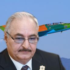 TEŽAK UDARAC ZA LIBIJSKU VLADU: Haftarova armija im oborila avion, svi članovi posade POGINULI