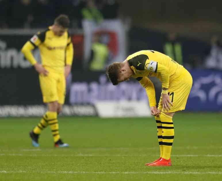TEŽAK UDARAC ZA MILIONERE: Borusija Dortmund bez kapitena protiv Totenhema na Vembliju