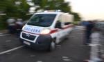 TEŽAK UDES NA BRANKOVOM MOSTU: Automobil se zakucao u vozilo Gradske čistoće