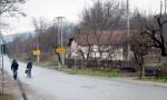 TEŽAK UDES U KRUŠEVCU: Zakucao se u banderu i na mestu poginuo (FOTO)