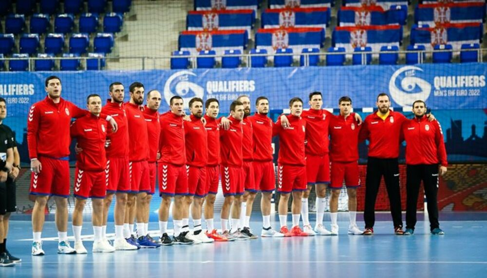 TEŽAK ŽREB ZA RUKOMETAŠE: Srbija protiv Hrvatske i Francuske na Evropskom prvenstvu