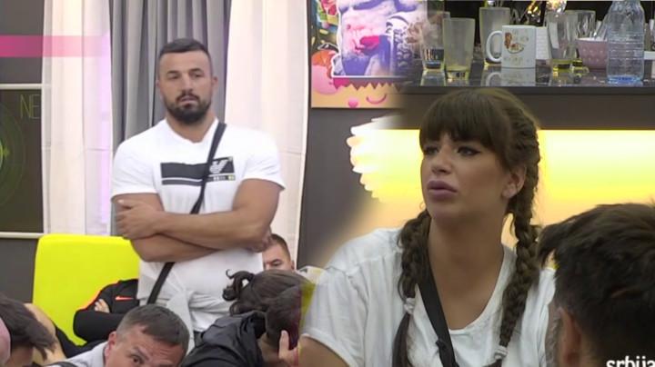 TI NE UMEŠ SAM, TREBA TI ČOPOR! Tomović se obračunao sa Miljanom, Kulićeva mu nije ostala dužna! (VIDEO)