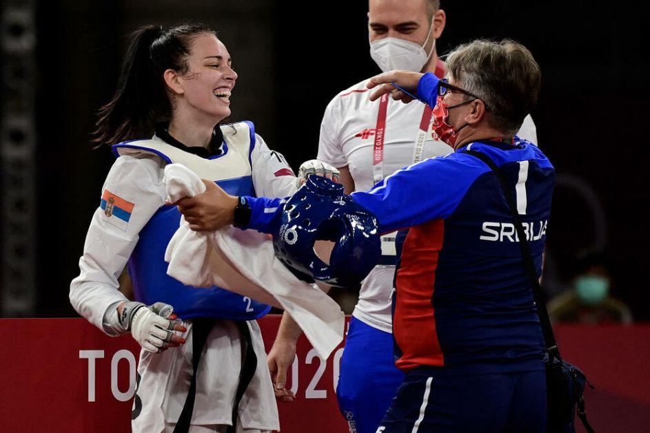 TIJANI UZ BRONZU I NOVAC: Bogdanovićeva dobija ozbiljne pare za bronzu iz Tokija