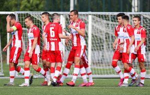 TITULA DVA KOLA PRED KRAJ PRVENSTVA: Omladinci Crvene zvezde su šampioni Srbije!