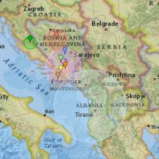 TLO NE MIRUJE, TRESLA SE CELA HERCEGOVINA: Zemlja podrhtavala u Mostaru, osetilo se sve do Hrvatske!