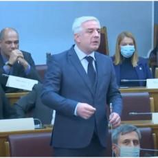 TO BI BILA BUDALAŠTINA GODINE Vučurović jasan: Imaju podršku 14 poslanika, projekat ekspertske vlade propao