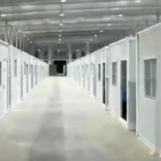 TO MOGU SAMO KINEZI: Za pet dana izgradili kovid bolnicu sa 1.500 soba, svaka ima toalet i internet (VIDEO)