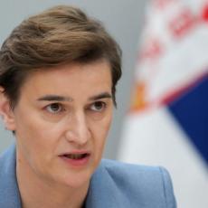 TO SU REČI PSIHOPATE I KOLJAČA Brnabić o iskazu Belivuka - koriste ga da skinu sa vlasti predsednika Vučića