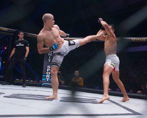 TODOROVIĆ KAPITULIRAO: Prvi poraz u karijeri našeg MMA borca!