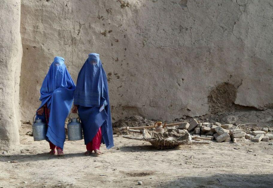 TOLIKO OD POŠTOVANJA ŽENSKIH PRAVA: Talibani ukinuli ministarstvo žene i uveli ministarstvo za sprečavanje poroka