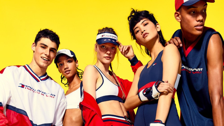 TOMMY SPORT - Američki brend Tommy Hilfiger pokrenuo novu Tommy sport kolekciju