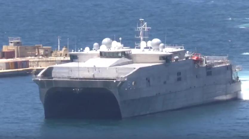 TOP SECRET: Šta je američki brod radio u Splitu?