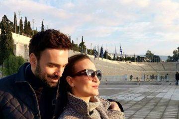 """TRADICIJA KAO APSOLUTNI """"MUST HAVE"""": Ovako su Božić proveli Jelena Tomašević i Ivan Bosiljčić (foto)"""