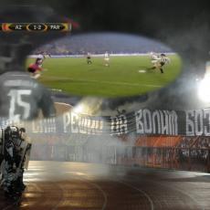TRADICIJA KOJOM SE GROBARI PONOSE: Partizan je PENICILIN za Holanđane! AZ ponovo u Humskoj (VIDEO)