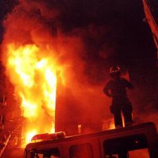 TRAGEDIJA! DEVOJČICA (7) NASTRADALA U POŽARU U SREMSKOJ MITROVICI: Vatru izazvala sveća, porodica nije imala struju u kući