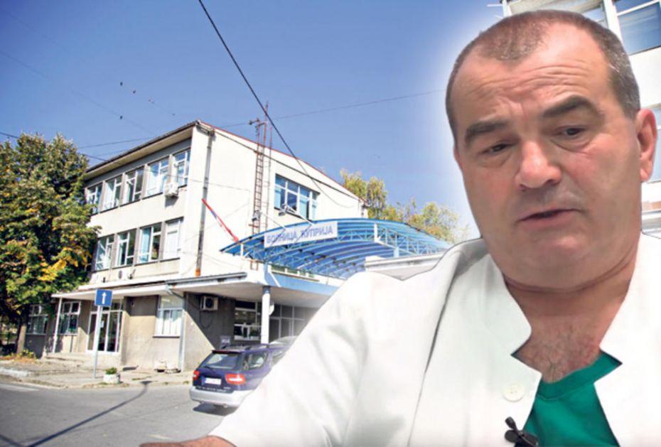 TRAGEDIJA! DRUGA ŽRTVA MEĐU ZDRAVSTVENIM RADNICIMA U SRBIJI: Preminulom urologu koronu preneo gastarbajter!