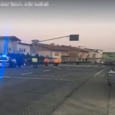 TRAGEDIJA KOD KARLOVCA: Kamion POKOSIO dečaka (10) na pešačkom! Maloj duši NIJE BILO SPASA! (VIDEO)