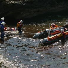 TRAGEDIJA KOD SINJA: Telo muškarca izvučeno iz reke!
