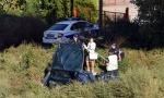 TRAGEDIJA NA PANČEVCU: Automobil pao sa 15 metara visine, jedna žena poginula, muškarac povređen