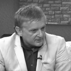 Izgubio bitku sa koronavirusom: Preminuo novinar Dragan Milivojević