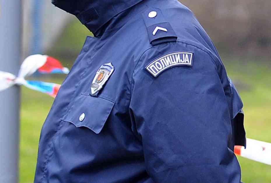 TRAGEDIJA U ARILJU: Policajac (30) pucao sebi u glavu!