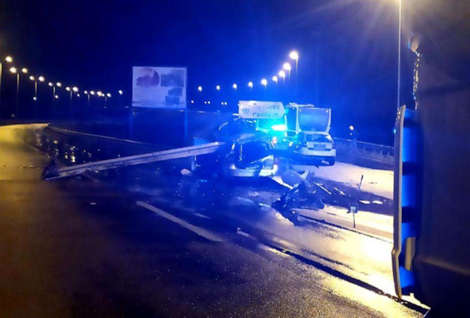 TRAGEDIJA U NOVOM PAZARU: U sudaru automobila i kamiona poginuo muškarac!