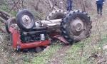 TRAGEDIJA U OKOLINI KRUŠEVCA: Supružnici poginuli na traktoru