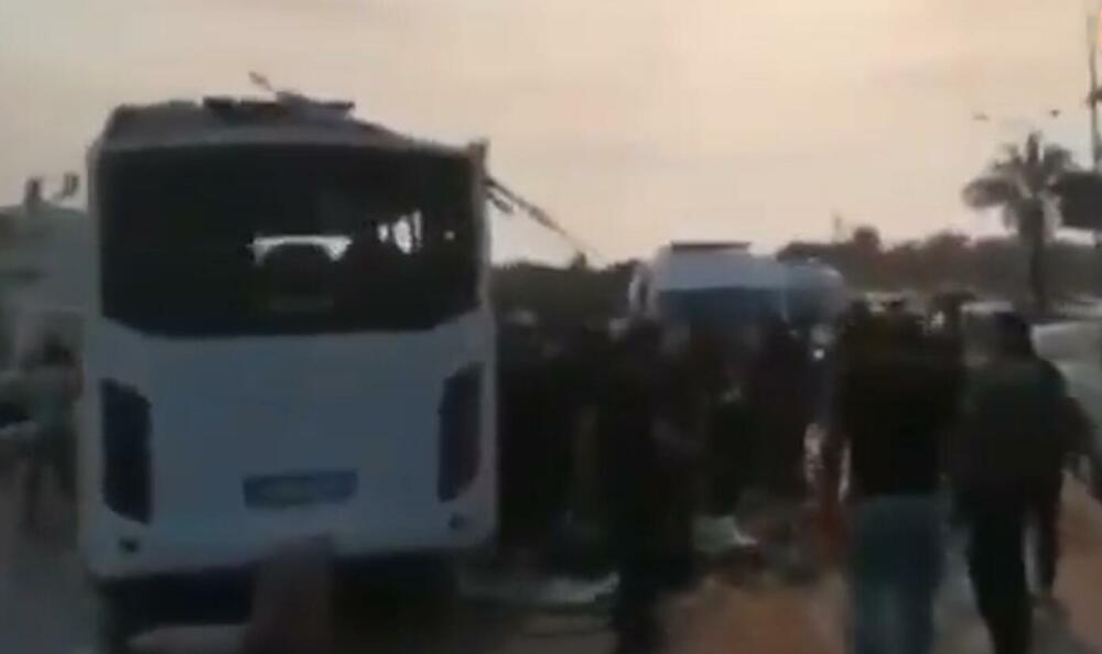 TRAGEDIJA U TURSKOJ: Prevrnuo se autobus sa ruskim turistima, stradalo najmanje troje VIDEO