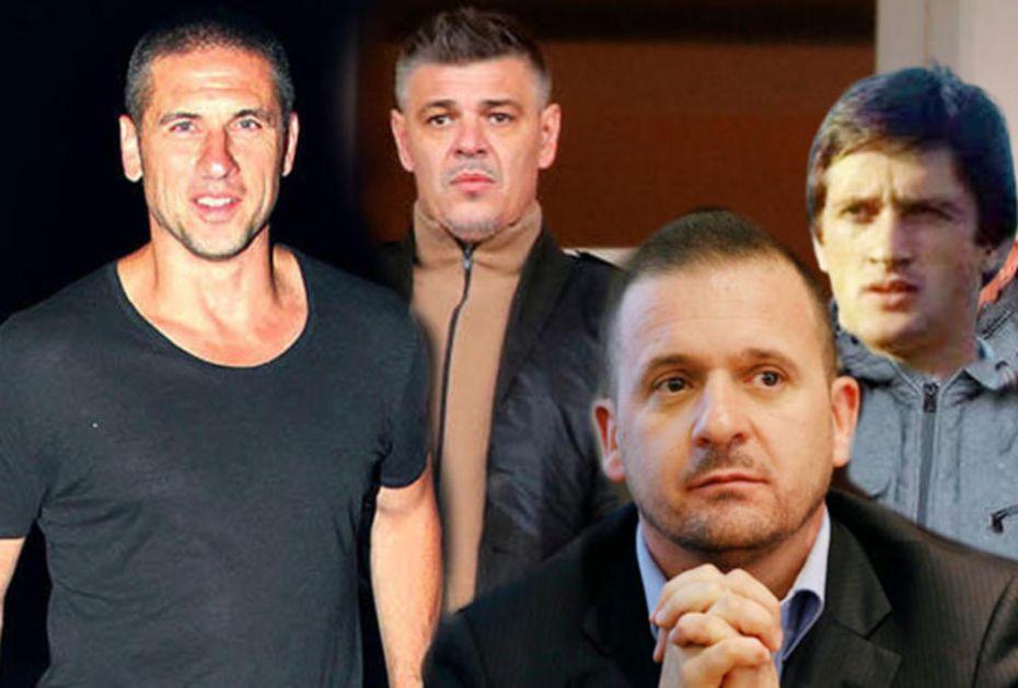 TRAGEDIJE SRPSKIH FUDBALERA: Partizanov as izgubio brata, Mijatović sina, Savina porodica zavijena u crno...