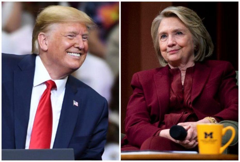 TRAMP BRUTALNO OTKAČIO LJUTU PROTIVNICU: Hilari napada ljude da su ruski agenti, totalno je poludela! (VIDEO)