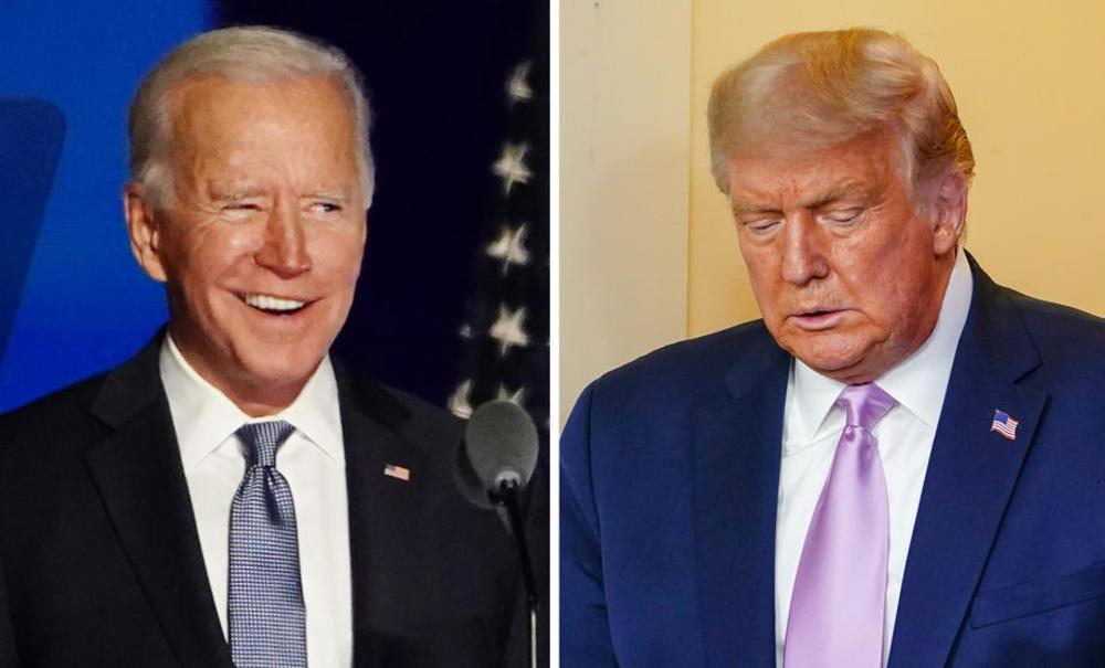 TRAMP JE ISPOŠTOVAO JEDNU TRADICIJU KOD PREDAJE VLASTI: Bajdena će u ovalnom kabinetu sačekati lična poruka bivšeg predsednika!
