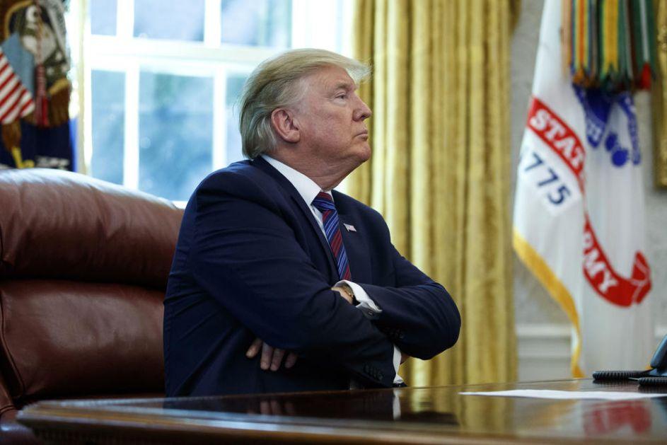 TRAMP ODLOŽIO PUTOVANJE U DANSKU: Vlasti u Kopenhagenu odbile da prodaju Grenland, a onda je američki predsednik pomerio datum posete!