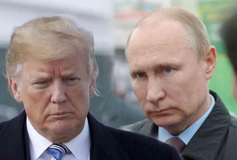 TRAMP OTKRIO ŠTA MU JE FALILO NA SAMITU: Bilo bi bolje da je Putin sedeo pored mene! A sad moram da ga zovem telefonom!