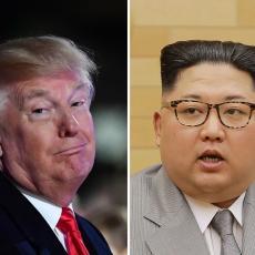TRAMP VERUJE KIMOVIM OBEĆANJIMA: Ne brinem zbog severnokorejskih projektila