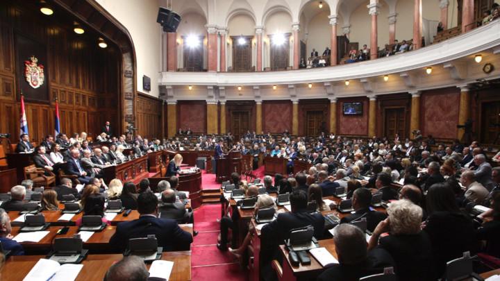 TRAŽILI KONSULTACIJE PA NISU DOŠLI – U Parlamentu počele konsultacije, ali bez predstavnika SzS